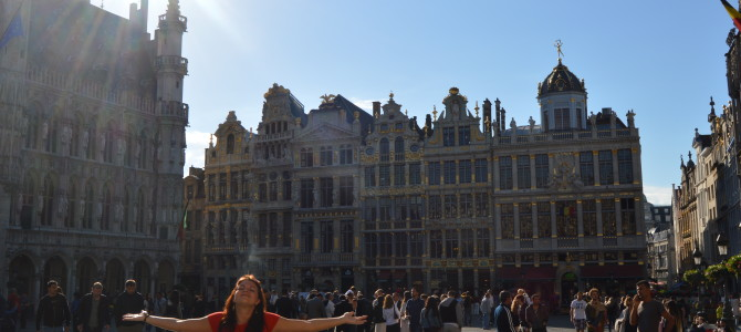 WEEKEND in BELGIUM – Is it WORTH it??