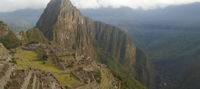 Machu Picchu – is it truly that expensive?