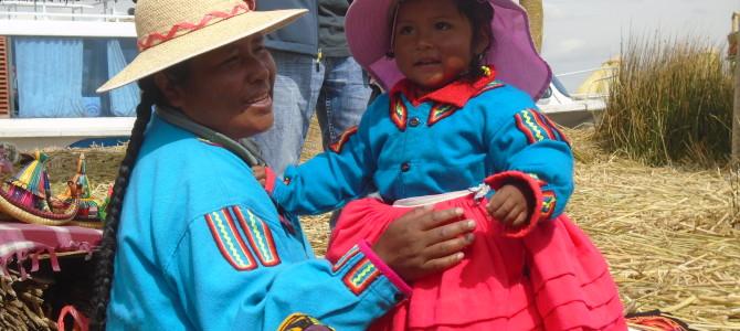 Latin indigenous people