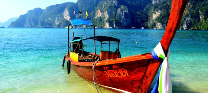 THAILAND – itinerary for 3 weeks