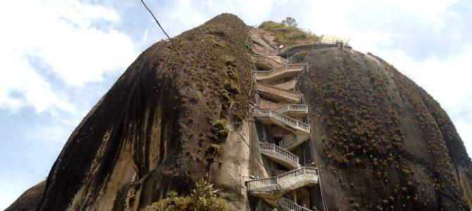 Guatape & Stairs to Heaven