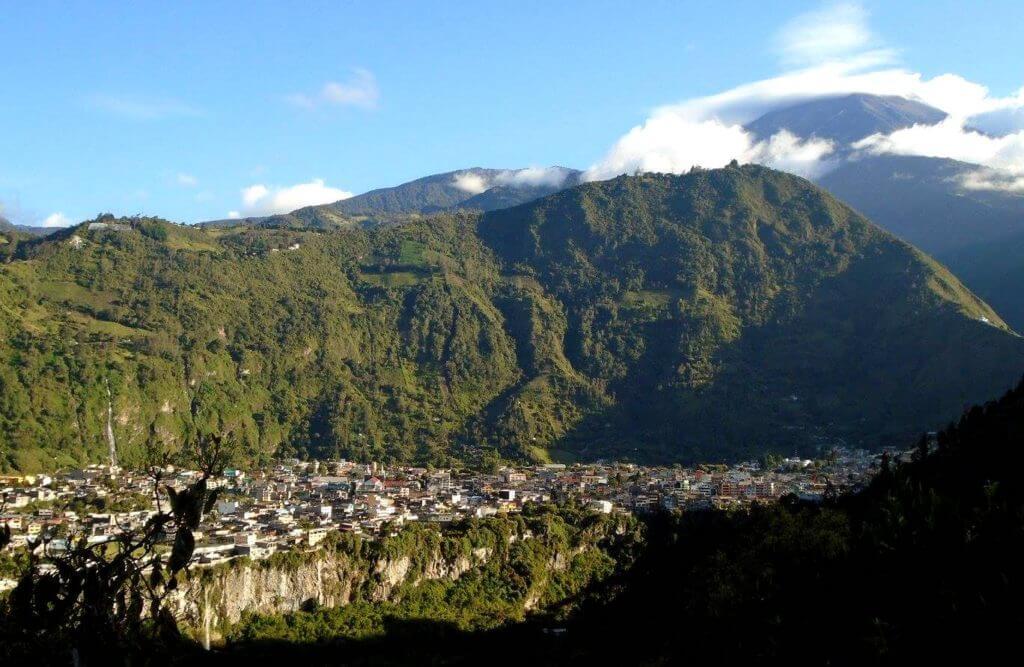 Banos de Agua Santa, Ecuador - made by MiliMundo