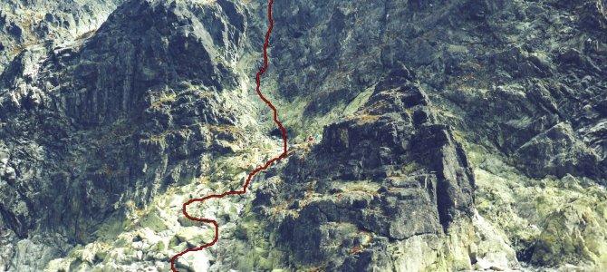 Vysoké Tatry – Výstup na Gerlach – Časť 2