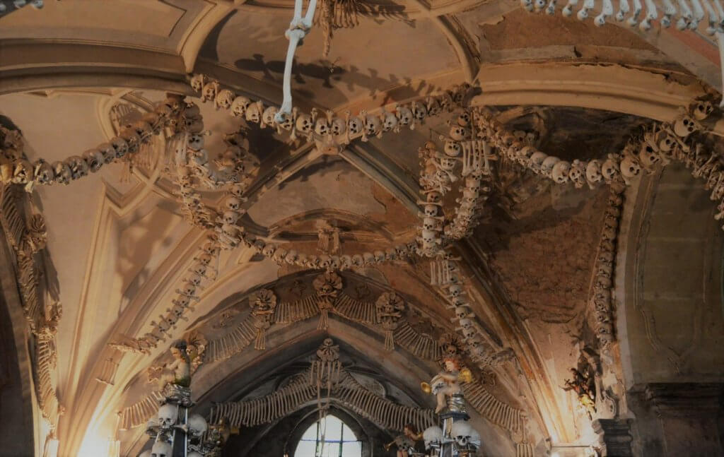 Bone Chapel, Kostnice, Kutna Hora
