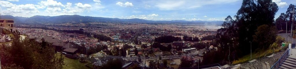 Cuenca, Ecuador - made by MiliMundo