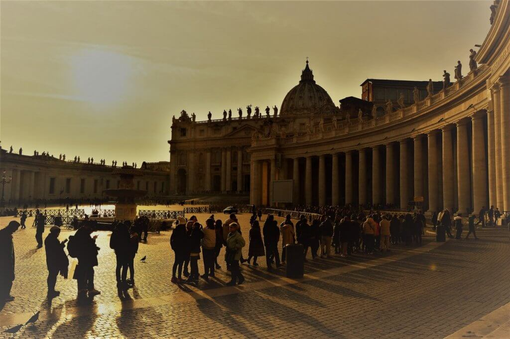 Vatican, Rome, Italy - made by MiliMundo