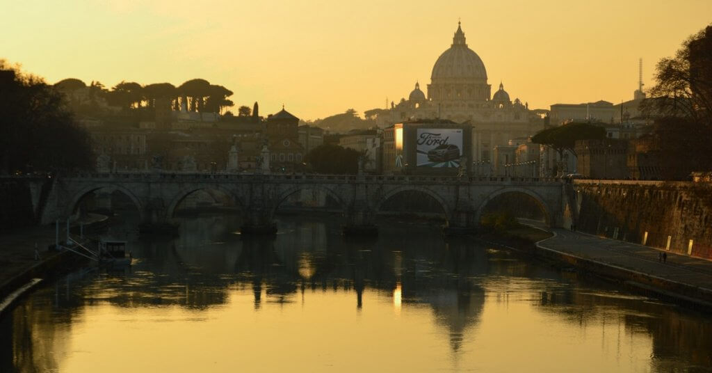 Rome, Italy - made by MiliMundo