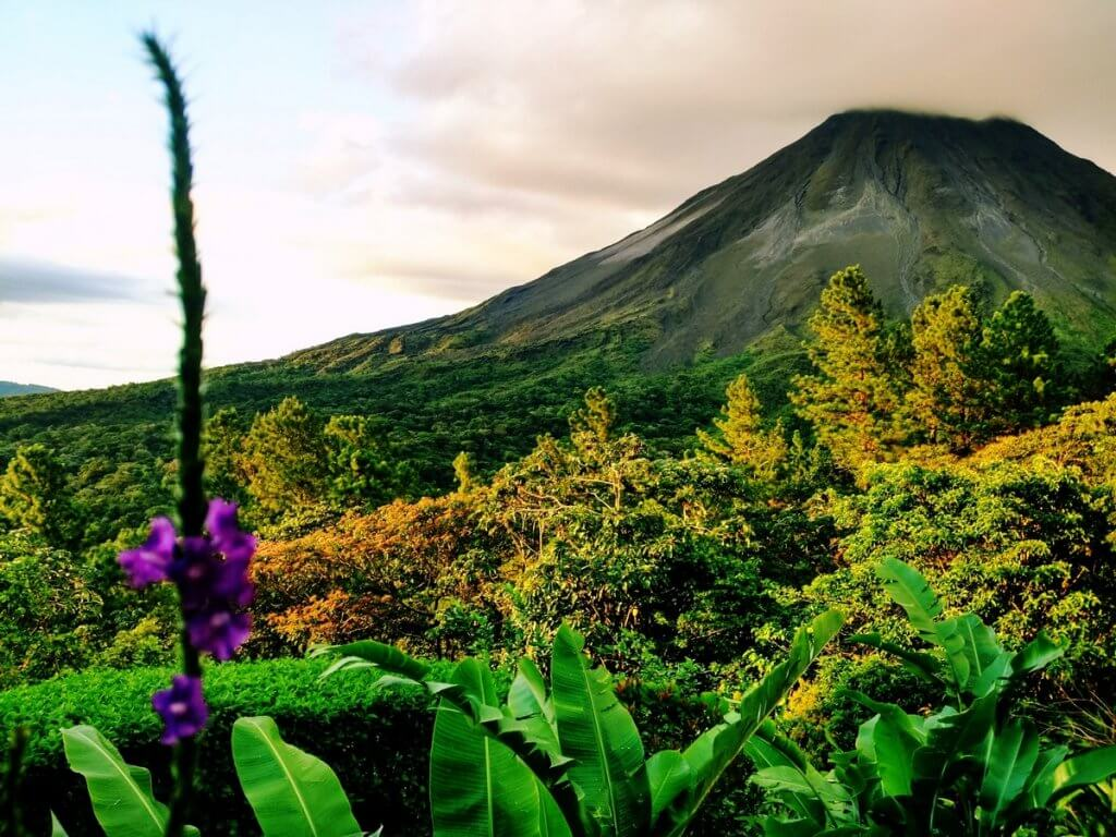 Experience Amazing Two Volcano Extreme Hike Of La Fortuna In Costa Rica