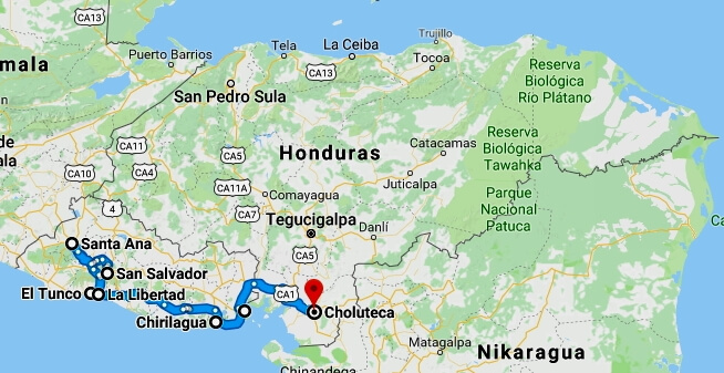 2 Week Itinerary for South of Honduras & Salvador + ... Salvador Map Of Week on map of san pedro de macoris, map of san cristobal de las casas, map of asunción, map of honduras, map of pereira, map of central america, map of ilhabela, map of campinas, map of south of the border, map of ciudad del este, map of isla margarita, map of regions of brazil, map of san pedro de atacama, map of culiacan, map of san pedro la laguna, map of sunset boulevard, map of guatemala, map of bissau, map of la serena, map of antarctic sound,